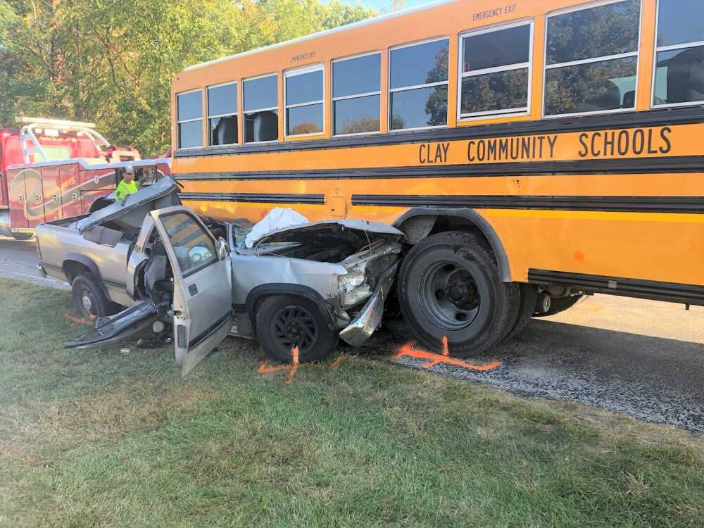 Car & Bus Accident Image